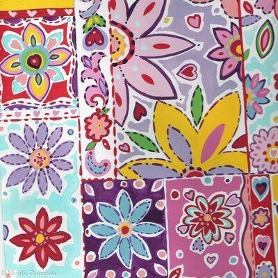 Stitch Flower Patch