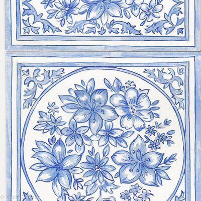Delft flowers