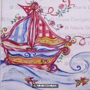 Girlie's boat