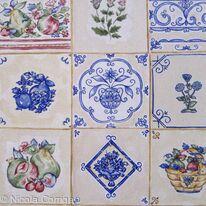 Sarah's tiles