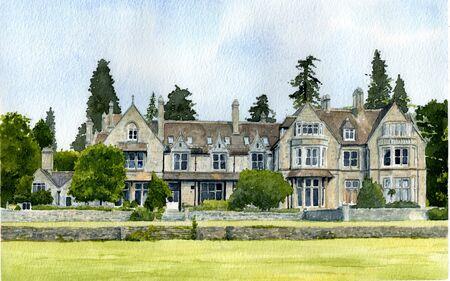 Amazing House Prints #1: 570235_blackmoor-house-liss-hampshire.jpg