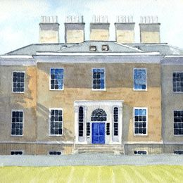 Ayrshire House, a nice commission