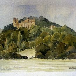 Dunster Castle, Somerset