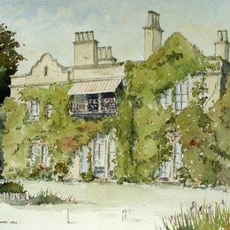 Shillingthorpe Hall, Lincolnshire