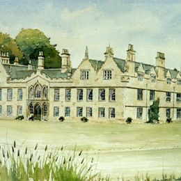 Casewick Hall, Uffington, Stamford