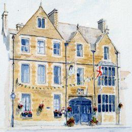 Falcon Hotel, Uppingham, Rutland