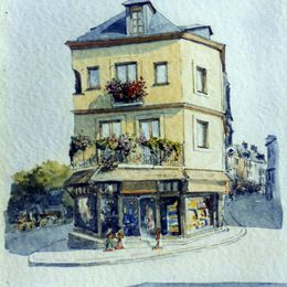 Corner Shop, Honfleur
