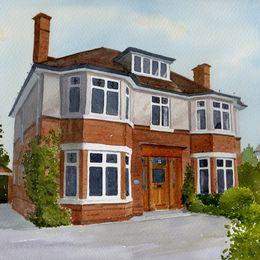 A Cheshire House Portrait