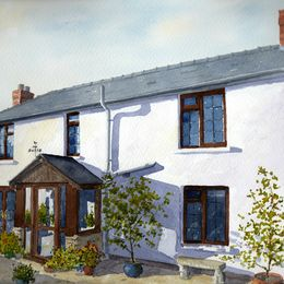 Hereford Cottage Portrait