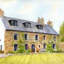 A Jersey Farmhouse