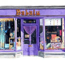 Babalu Shop Portrait