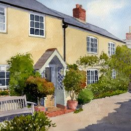 Leicestershire House Portrait