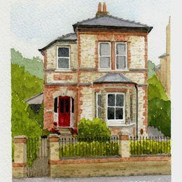 London house portrait (small)