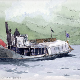 Steam Yacht,