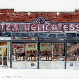Katz's Deli, New York City