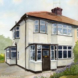 John Lennon's Childhood Home, Mendips