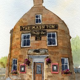 The Mash Tun, Aberlour, Moray