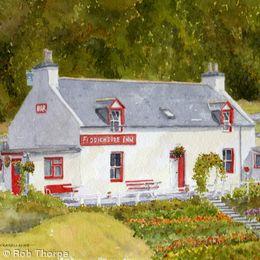 Fiddichside Inn, Craigellachie, Speyside