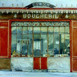 Boucherie Pinson, Chartres