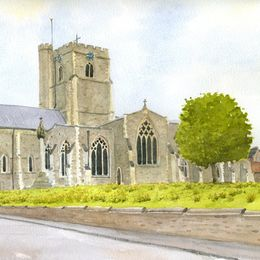 St Peter's Church, Berkhamsted