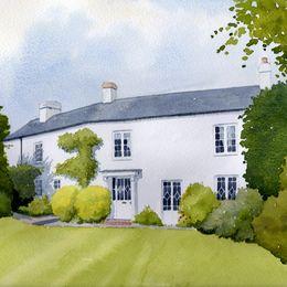 Northamptonshire House Portrait