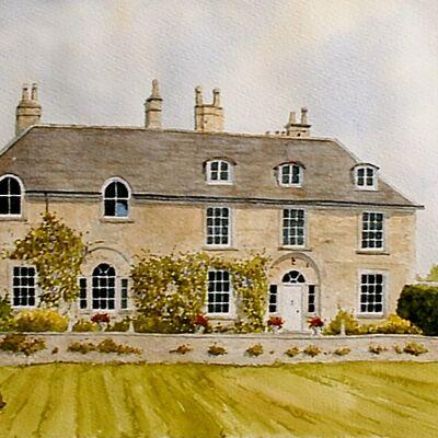 Manor House Portrait