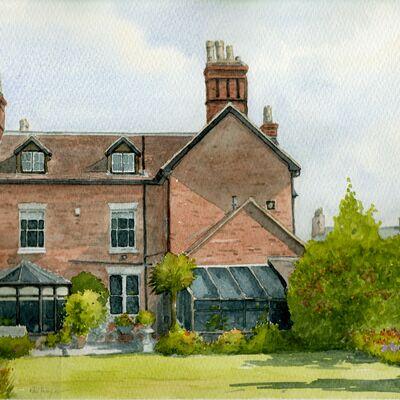 A Shropshire House