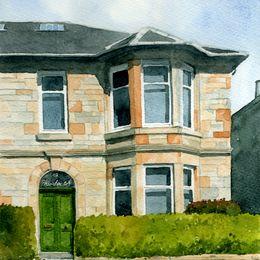 Port Glasgow House Portrait
