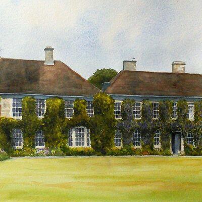 Tormarton House Portrait