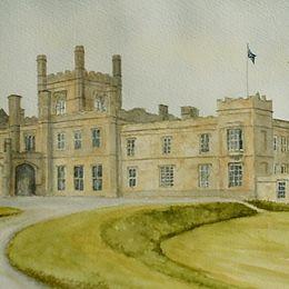 Blairquhan Castle, Ayrshire
