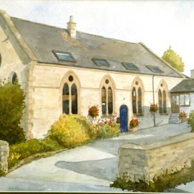 A Chapel Conversion