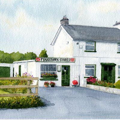 Fyanstown Stores, Kells, Co Meath, Ireland