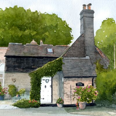 Sussex House Portrait