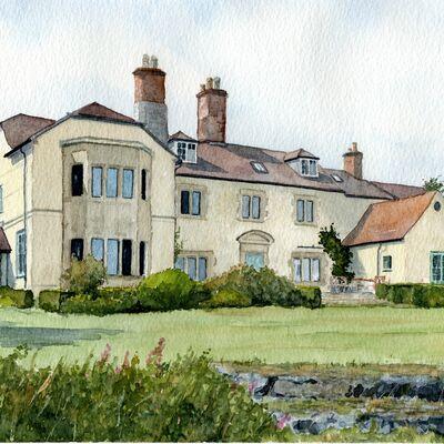 Batchcott Hall, Shropshire