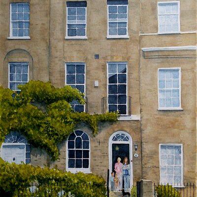 A Greenwich Home
