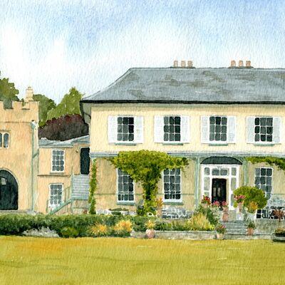 Porthmawr Country House, Crickhowell