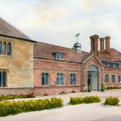 Coughton Court Stables