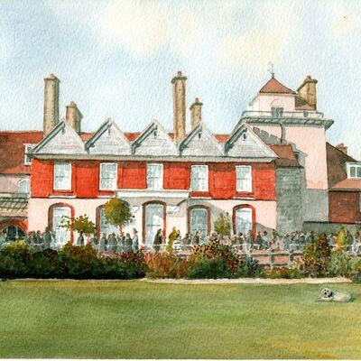 Standen House, West Sussex