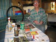 Mick at Home