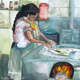 Guatemala kitchen