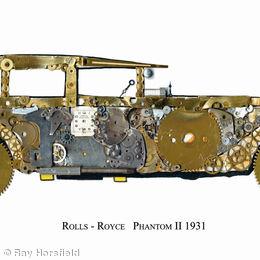 Rolls Royce Phantom11 1931