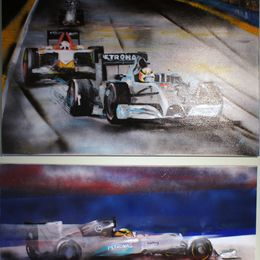 hamilton racing