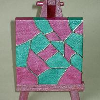 Minty Mosaic