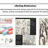 MY FIGURATIVE WORK PUBLISHED WITH DORLING KINDERSLEY