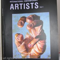 INTERNATIONAL CONTEMPORARY ARTISTS - VOLUME 1