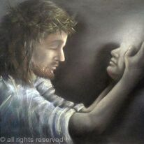 JESUS - HEALING HANDS