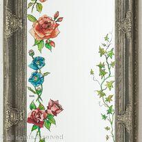 Mirror - Laburnum