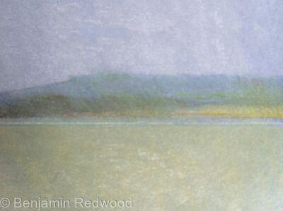 winter headland, Exe estuary
