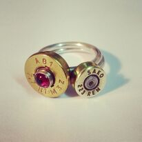 jewel ammunition stacking rings