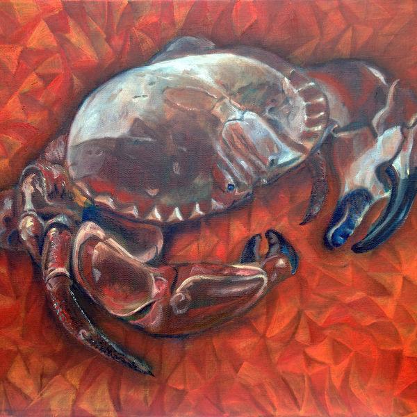 Brown Crab 2